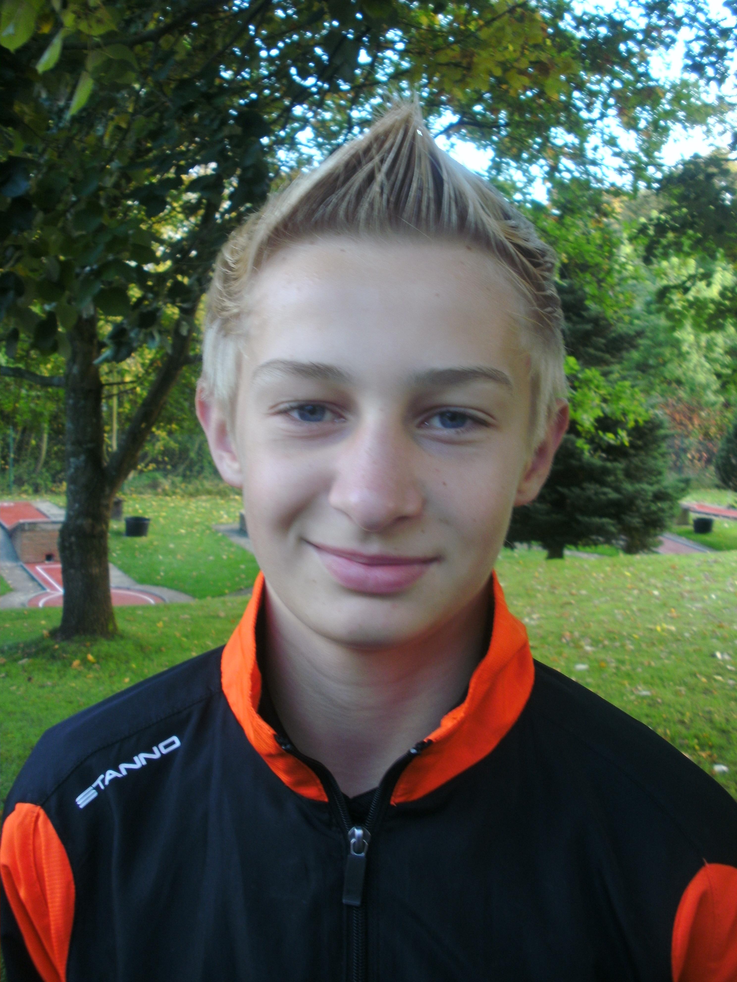 J.-P- Bonacker nominiert für Jugendländerpokal